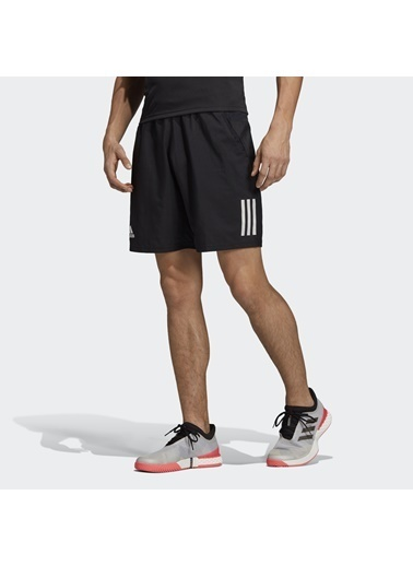 adidas Erkek Club 3Str Şort DU0874 Siyah